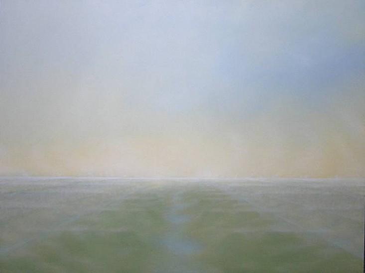 PETER DI GESU, DREAM 1 oil on canvas