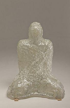 "DAVID KIMBALL ANDERSON, ""CLEAN FIRE,"" VAPOR fiberglass and wood"