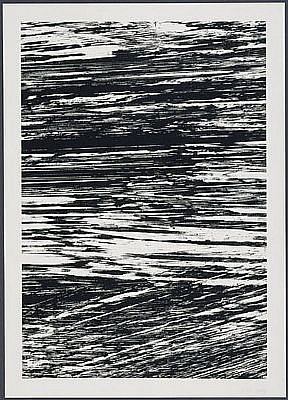 ELLSWORTH KELLY, THE MISSISSIPPI: THE STATES OF THE RIVER 18/25 lithograph