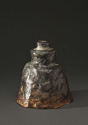 DAVID KIMBALL ANDERSON, CHORTEN cast bronze with patina