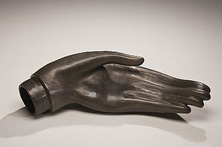 DAVID KIMBALL ANDERSON, BODH GAYA cast bronze
