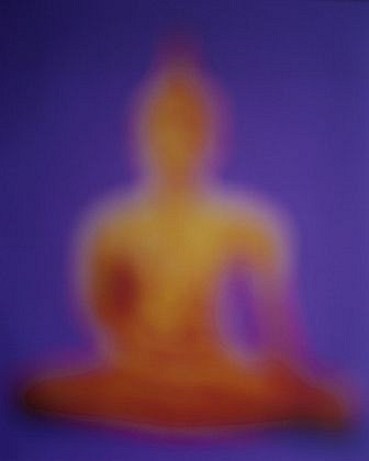 BILL ARMSTRONG, BUDDHA 714 1/10 Chromogenic print mounted on Sintra