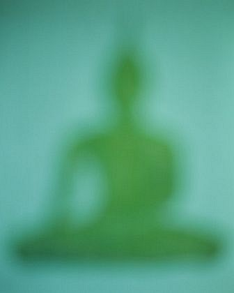 BILL ARMSTRONG, BUDDHA 716 1/10 Chromogenic print mounted on Sintra