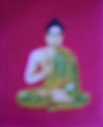 BILL ARMSTRONG, BUDDHA 721 1/10 Chromogenic print mounted on Sintra