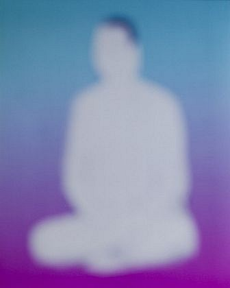 BILL ARMSTRONG, BUDDHA 718 1/10 Chromogenic print mounted on Sintra