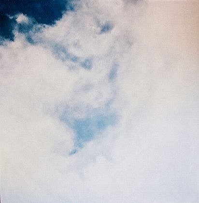 IAN FISHER, ATMOSPHERE NO. 5 oil on canvas