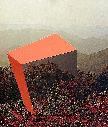 TYLER BEARD, OTHERSCAPES 9 collage