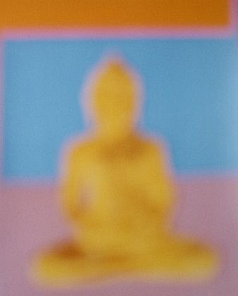BILL ARMSTRONG, BUDDHA 704 4/10 Chromogenic print mounted on Sintra
