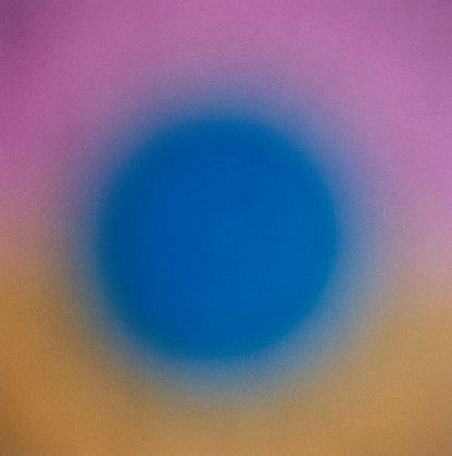 BILL ARMSTRONG, MANDALA 404 3/5 Chromogenic print mounted on Sintra