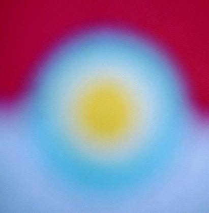 BILL ARMSTRONG, MANDALA 451 3/5 Chromogenic print mounted on Sintra