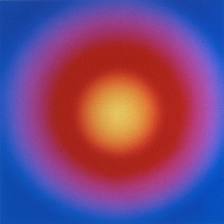BILL ARMSTRONG, MANDALA 450 3/5 Chromogenic print mounted on Sintra
