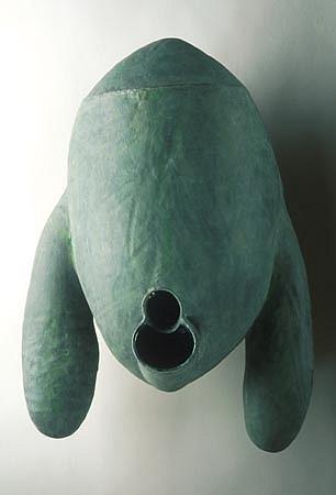 SCOTT CHAMBERLIN, ered ceramic sculpture