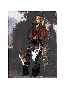 DEBORAH OROPALLO, COWGIRL 6/10 pigment print on Hanenuhle paper