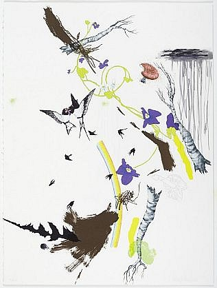 BENNY DRÖSCHER, GOOD MAGIC (AIR) 115/125 lithograph