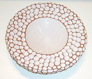 BRAD MILLER, Bowl earthenware