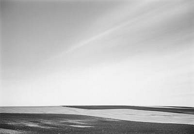 KEVIN O'CONNELL, CROP PATTERN 1 ED. 1/25 platinum print