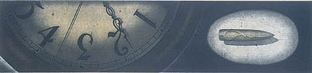 RON FUNDINGSLAND, AUTUMN LEAVES color intaglio