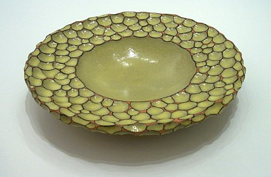 BRAD MILLER, Bowl earthenware