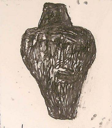 GARY KOMARIN, NO TITLE acrylic on paper
