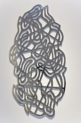 LINDA FLEMING, ECHO 1/3 chromed steel