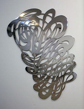 LINDA FLEMING, WHIRLWIND 1/3 chromed steel