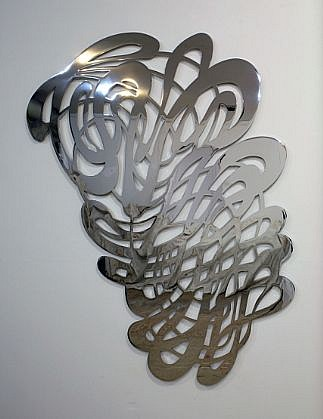 LINDA FLEMING, WHIRLWIND 1/3 chromed steel