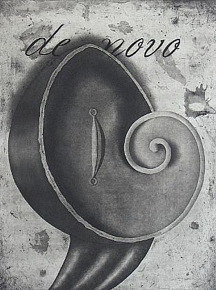 RON FUNDINGSLAND, DE NOVO aquatint and etching