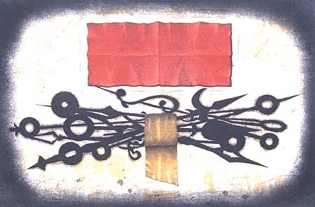 RON FUNDINGSLAND, MAGNOLIA color intaglio