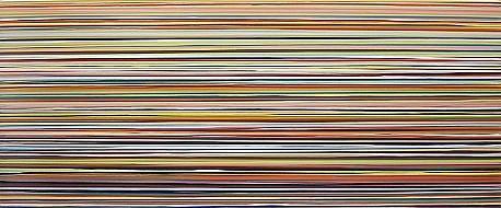 WENDI HARFORD, REVERIE latex acrylic on canvas