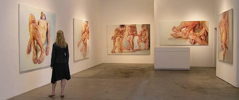 STEFAN KLEINSCHUSTER, Stefan Kleinschuster Installation View