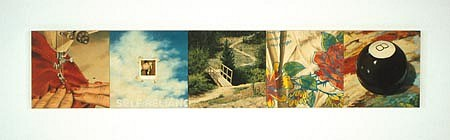 JERRY KUNKEL, Self Reliance oil on canvas