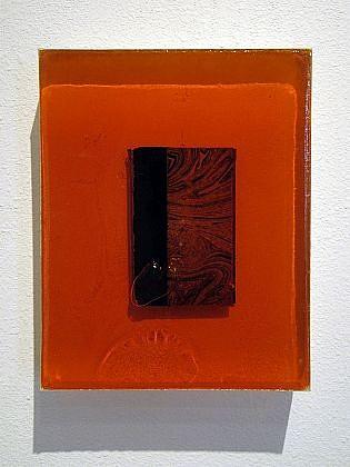 JOHN MCENROE, AMBERED JOURNAL book and resin