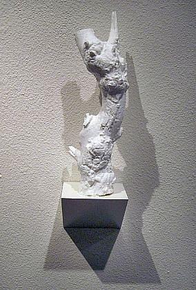 JOHN MCENROE, FRAGMENT (THUMB) cast resin with  wedge