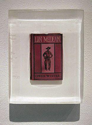 JOHN MCENROE, LIN MCLEAN book and resin