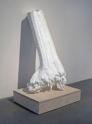 JOHN MCENROE, TORSO cast resin with pedestal