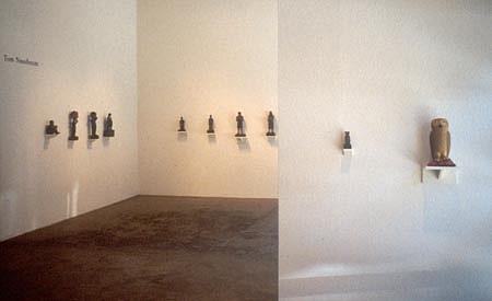 TOM NUSSBAUM, 1 Nussbaum Installation View