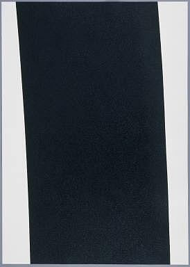 RICHARD SERRA, TRAJECTORY #2 ed. 2/48 one color etching