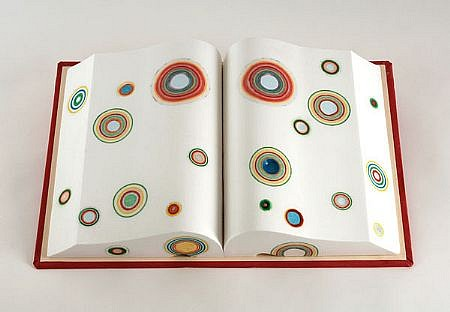 TERRY MAKER, CAVITY: BOOK OF JAWBREAKERS mixed media