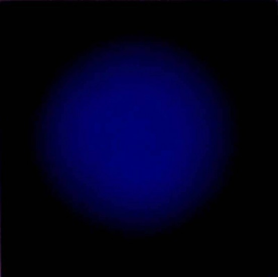 BILL ARMSTRONG, BLUE SPHERE 427 3/10 C-print