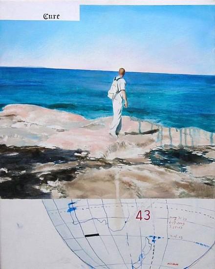 JACK BALAS, CURE oil on canvas