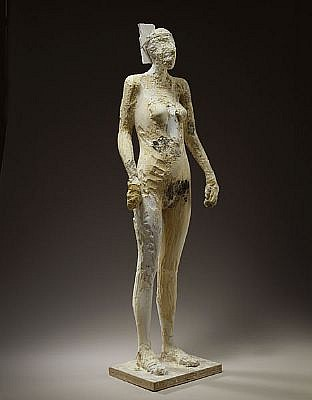 MANUEL NERI, CATUN SERIES IV (TAVLA) plaster