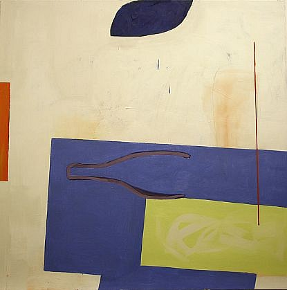 DALE CHISMAN ESTATE, AFTER MATISSE oil on canvas