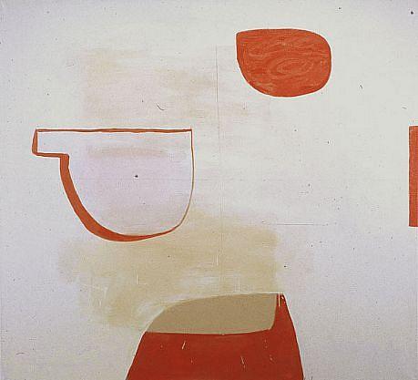 DALE CHISMAN ESTATE, PASSAGE 6 - OPEN oil on canvas