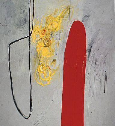 DALE CHISMAN ESTATE, WEDDING acrylic on canvas
