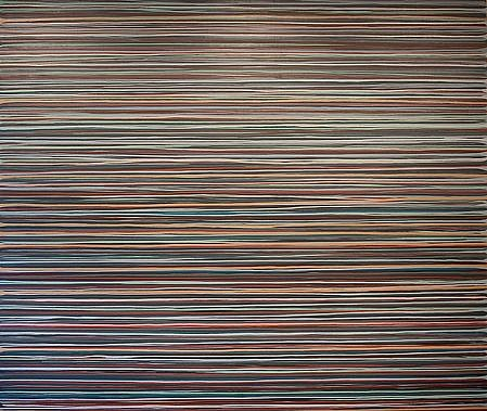 WENDI HARFORD, ENDLESS SUMMER latex acrylic on canvas