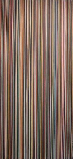 WENDI HARFORD, HI FIVE latex acrylic on canvas