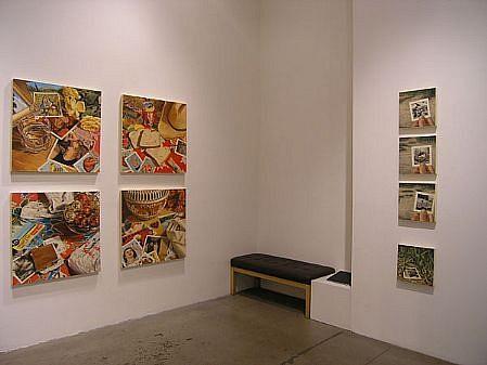 JERRY KUNKEL, JERRY KUNKEL - new paintings - 2006