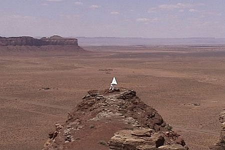 WILLIAM LAMSON, MONUMENT VALLEY FLIGHT ATTEMPT 1/9 SUBLUNAR SERIES video