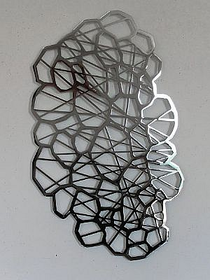 LINDA FLEMING, SMOKECREEK  Ed. 2 chromed steel