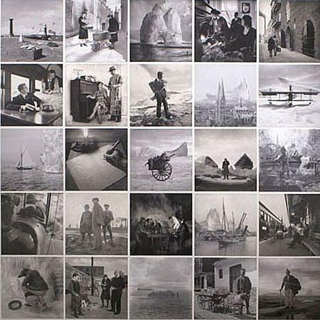 KAHN + SELESNICK, STORY OF EISBERGFREISTADT 8/10 archival digital print